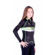 Cycling Kids Jacket Midseason pro Fluo/Green - HERO