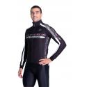 Cycling Jacket Winter pro White - PROFESSIONAL