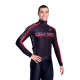 Cycling Jacket Winter pro Red - PROFESSIONAL