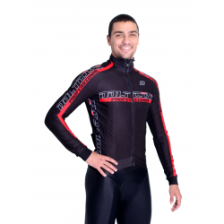Cyclisme à Veste Winter pro Red - PROFESSIONAL