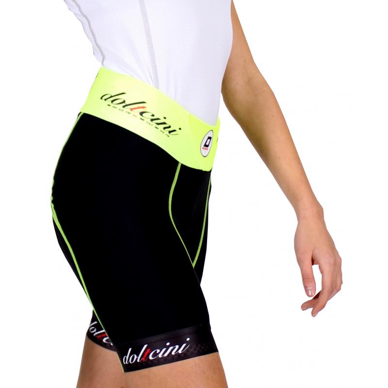Cycling pant PRO - BIANKA FLUO