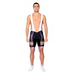 Cycling Pant Bib PRO black - SANTIAGO
