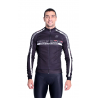 Cycling Jersey Long Sleeves pro White - PROFESSIONAL