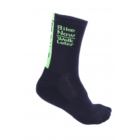 Socks High Winter HERO black-fluo