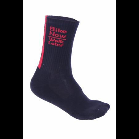 Socks High Winter HERO black-red
