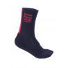Socks High Winter HERO black-red