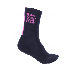 Socks High Winter HERO black-rose