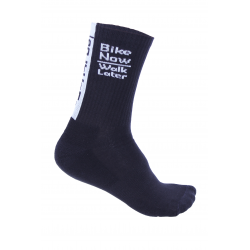 Socks High Winter HERO black-white