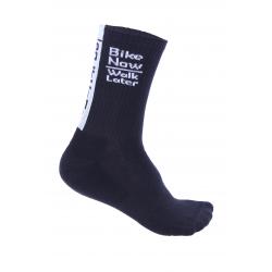 Socks High Winter HERO black-white