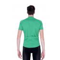 Cycling Jersey Short Sleeves Uni Green