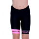 Cycling Kids PRO Pant with Pad - HERO PINK