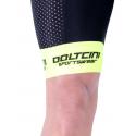 Cycling Pant Bib - Long Distance Fluo Yellow PRO