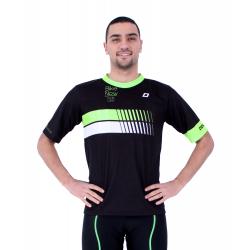 T-shirt short sleeves Fluo Green