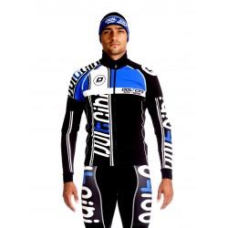 Cycling Jacket Winter blue - MADRID
