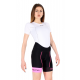 Cycling Pant pro with pad Fluo/Pink - HERO