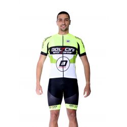 Cycling Jersey Short Sleeves classic - FLASH