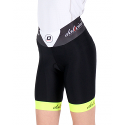 Cycling pant PRO - SENA Fluo Yellow