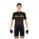 Cycling Jersey short sleeeves -PRO Fluo Yellow - PROFESSIONAL