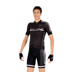Cycling Jersey short sleeves -PRO White - PROFESSIONAL