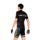 Cycling Jersey short sleeeves -ELITE Fluo Yellow - PROFESSIONAL