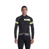 Cycling Jersey Long Sleeves fluo - CLASSICO