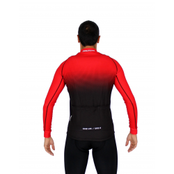 Cyclisme à Maillot manches longues PRO red - SELERO