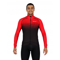 Cycling Jacket Winter PRO red - SELERO
