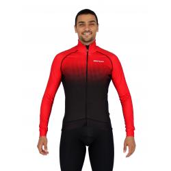 Cyclisme à Veste Winter PRO red - SELERO
