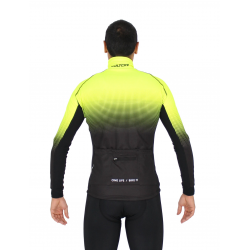 Cyclisme à Veste Winter PRO fluo yellow - SELERO