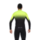 Cycling Jersey Long Sleeves PRO fluo yellow - SELERO