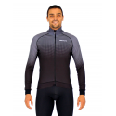 Cycling Jacket Winter PRO grey - SELERO