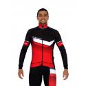 Cycling Jacket Winter PRO red - ORBA