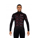 Cyclisme à Veste Winter PRO red - OLIVA