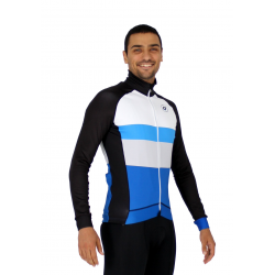 Cyclisme à Veste Winter PRO blue - CATALANA
