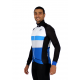 Cycling Jacket Winter PRO blue - CATALANA