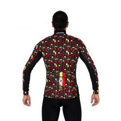 Cycling Jacket Winter PRO - BELGIUM CHAMPION