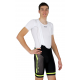 Cycling Pant Bib - Long Distance ProffessionalFfluo yellow Performance