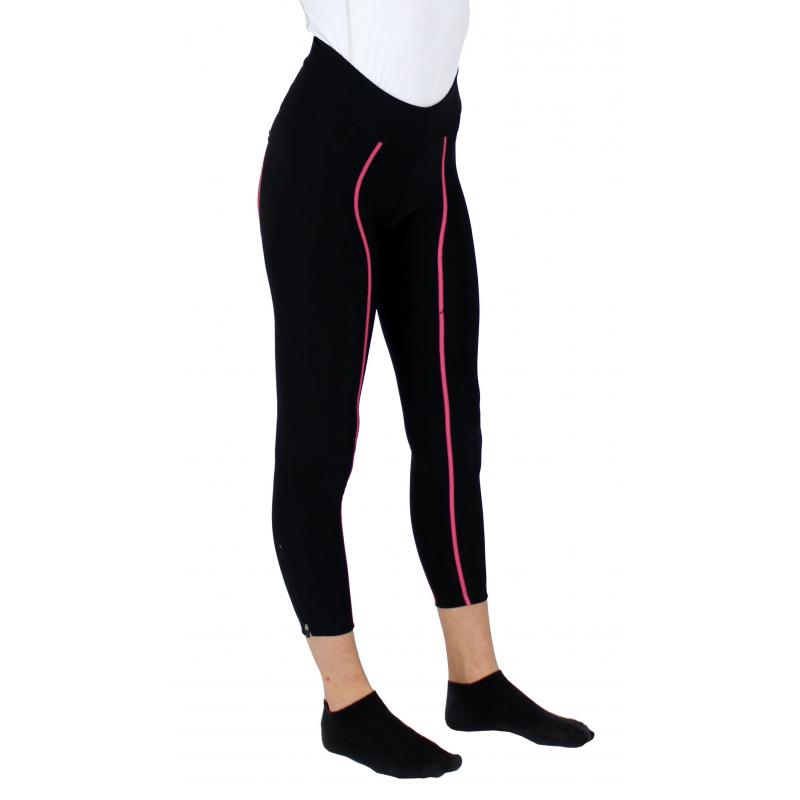 Tight Uni Black-Pink fatlog No pad