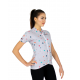 Cysling jersey short sleeves Classic - DOTS