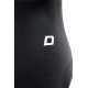 Cycling Uni Tight with pad black 2017