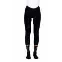 Cycling Uni Tight with pad black Lady checкmate