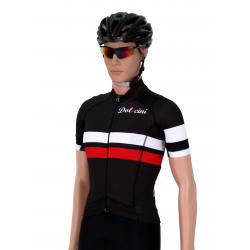 Cycling Jersey Short Sleeves pro red - ZAMORA
