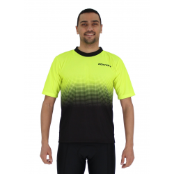 T-shirt Fluo Yellow - SELERO