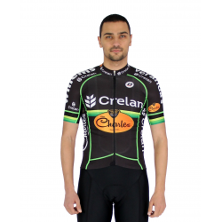Cycling Jersey Short Sleeves PRO Willems Veranda
