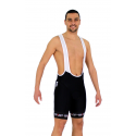 Cycling Pant Bib PRO with pad - OLIVA