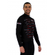 Cycling Jersey Long Sleeves CLASSIC red - OLIVA