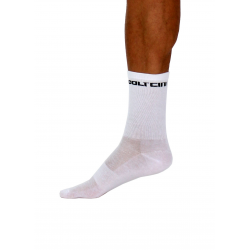 Socks High Summer white
