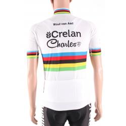 Cycling Jersey Short Sleeves PRO World - Willems Veranda