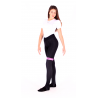 Cycling Tight winter PRO FLUO PINK - GANNON