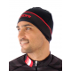 Winter Hat BLACK/RED - GANNON